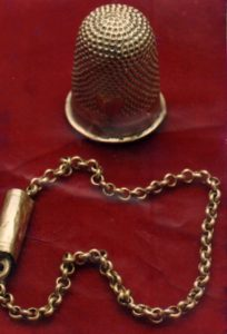 These are just a couple of the valuable items Dr. E. Lee Spence found on a yet to be identified shipwreck that he discovered off South Carolina. Spence has the exclusive rights and ownership to the wreck through a court order. Although the wreck is over three nautical miles off shore, it is still in only about 15 feet of water, which is about the depth of the deep end of a swimming pool.
